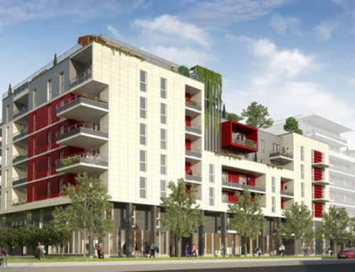 247 logements – O'Sud